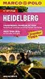 Marco Polo Reiseführer Heidelberg: Reisen mit Insider-Tipps - Mit Cityatlas - Christl Bootsma