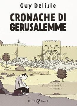 Cover Cronache di Gerusalemme