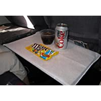 Disposable TRAYblecloth Airplane Tray Cover