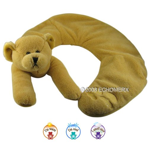Aroma Cub Collar Wrap - Aromatherapy Stuffed Animal - Hot And Cold Therapy