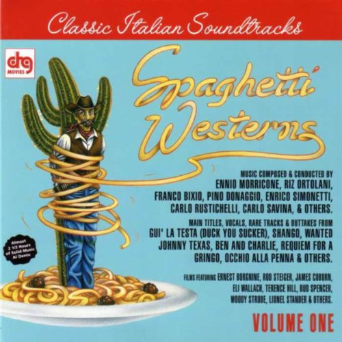 Spaghetti Westerns - Music By Morricone, Donaggio, Bixio, Others (Spaghetti Western Music compare prices)