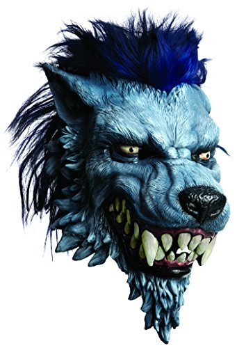 Worgen mask from WoW