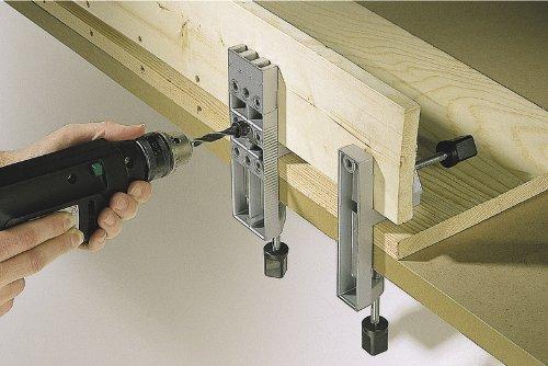 Wolfcraft 3750000 dispositivo per spinatura for Giunzioni legno wolfcraft