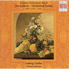 Orchestral Suite No. 3 in D Major, BWV 1068: III. Gavotte I- II