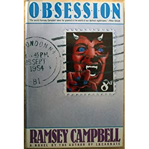 Obsession, Ramsey Campbell