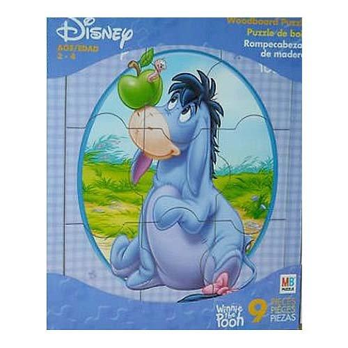 Winnie the Pooh Woodboard Puzzle [Eeyore] - 1