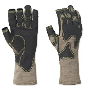 Buy Outdoor Research Fingerless Overlord Gloves by Outdoor Research
