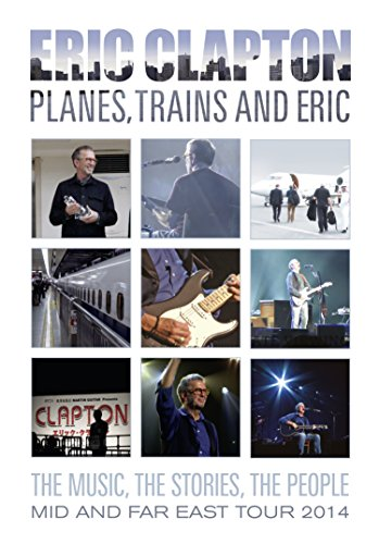 Planes, Trains And Eric [DVD] [2014] [NTSC]