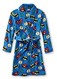 Justice League Boys Robe, Superman, Batman Kids Sizes 4-16