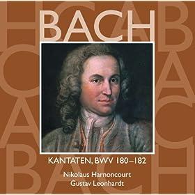 "Cantata No.182 Himmelskönig, sei willkommen BWV182 : II Chorus - ""Himmelskönig, sei willkommen"" [Choir]"