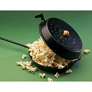 Texsport Non-Stick Popcorn Popper