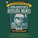 The Manor House Case and The Adventure of the Stuttering Ghost: The New Adventures of Sherlock Holmes, Episode #20 | Anthony Boucher,Denis Green