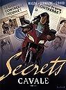 Secrets, Cavale, tome 3  par Giroud