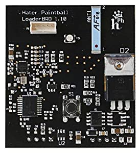 Hater Paintball SYMBIO Halo/ Empire Loader Board