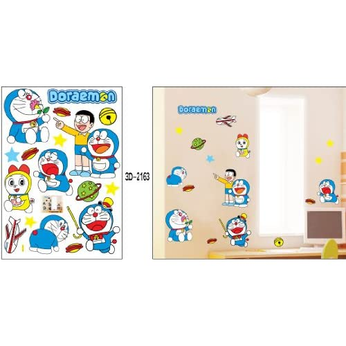 MicroDeal Large DIY Removable Wall Decor Decal Stickers