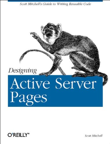 Designing Active Server Pages front-983808