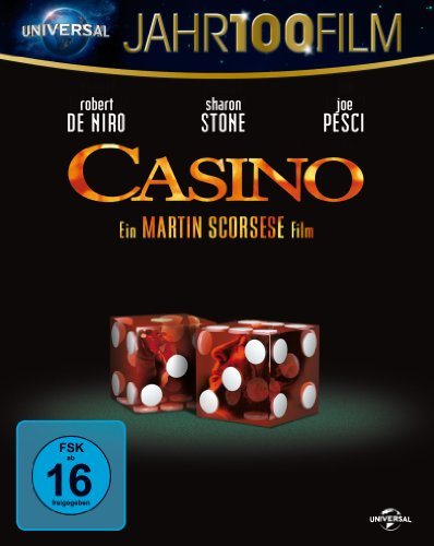 Casino - Jahr100Film [Blu-ray]