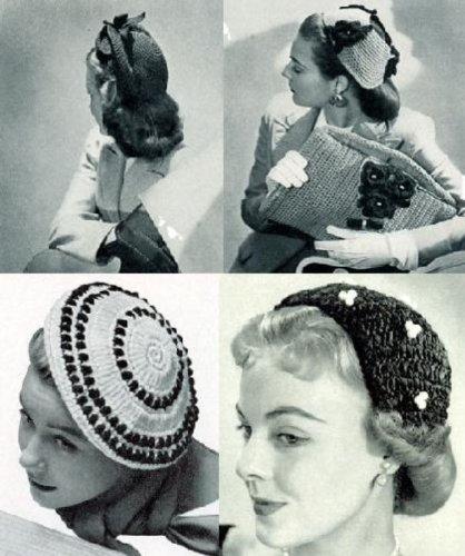 cappelli-classico-femminile-a-uncinetto-italian-edition