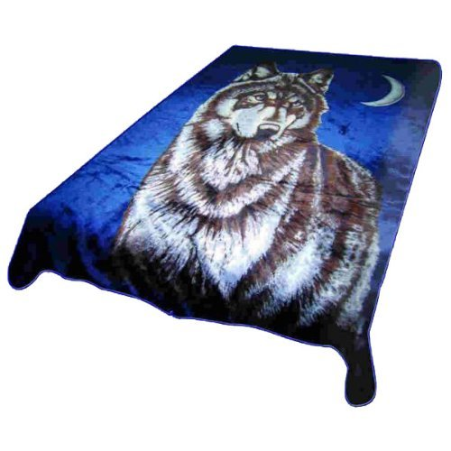 Wolf Bed In A Bag