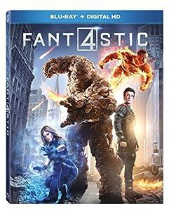 Fantastic Four [Blu-ray] by 20TH CENTURY FOX