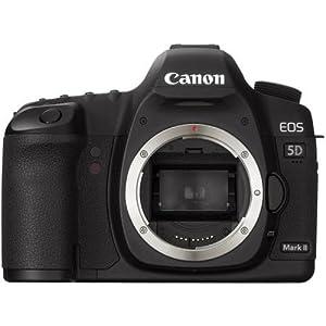 Canon EOS 5D Mark II Full Frame DSLR