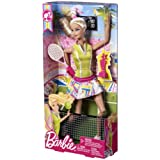 Barbie I Can Be Team Barbie Olympic Tennis Doll
