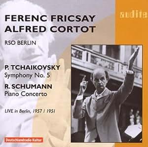 Fricsay F. / Tchaikovsky, Schumann
