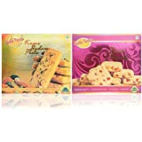 Sona Foods Combo Of Fruit & Kesar Badam Pista Biscuits, 800 Grams