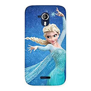 Premium Angel And Cutness Back Case Cover for Micromax Canvas Magnus A117