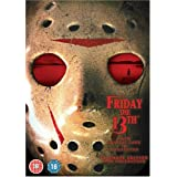 Friday The 13th Complete 1-8 Box Set [DVD]by Kane Hodder