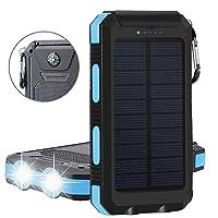 Solar Charger, Tagital Solar Power Bank ...