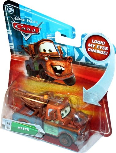 Mattel Mater #20 W/ Lenticular Eyes Disney / Pixar Cars 1:55 Scale Die-Cast Vehicle