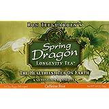 Dragon Herbs Spring Dragon Longevity Tea Caffeine Free -- 20 Tea Bags Each / Pack of 2