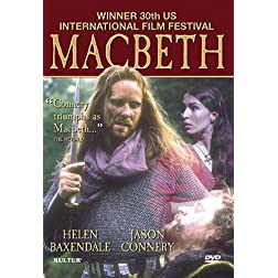 Macbeth - The Film starring Jason Connery