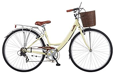 2016 Viking Piccadilly Ladies Traditional 7 Speed Bike Ivory