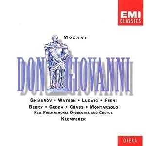 Don Giovanni (Gesamtaufnahme ital.)
