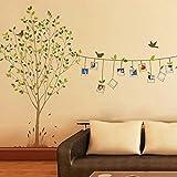Fashion Plaza - Sticker Mural - l' arbre de vie - Créative et décoration Salon Chambre Maison - 60x90cm