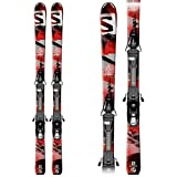 Salomon Quest-Max Kids Skis with L 7 Bindings 2014 by Salomon