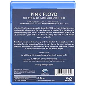 The Story Of Wish You Were Here [Blu-ray]