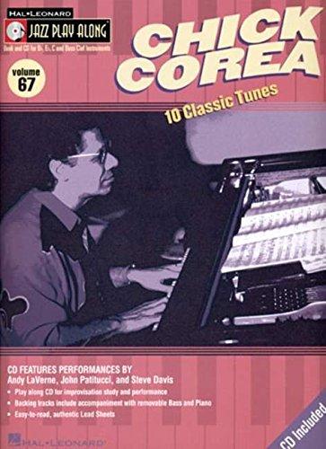 Chick Corea Jazz Play-Along Volume 67 + CD