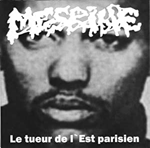 "Mesrine / P.L.F. - split 7"""