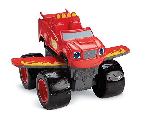 Fisher-Price Nickelodeon Blaze and the Monster Machines Transforming Blaze Jet (Transformer Sun Shade compare prices)