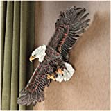 Design Toscano KY2007 Strength Of The Skies Eagle Wall Sculpture