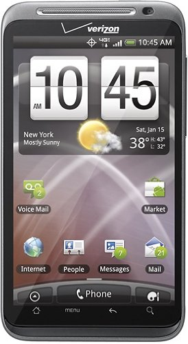 HTC ThunderBolt 4G Android Phone (Verizon Wireless)