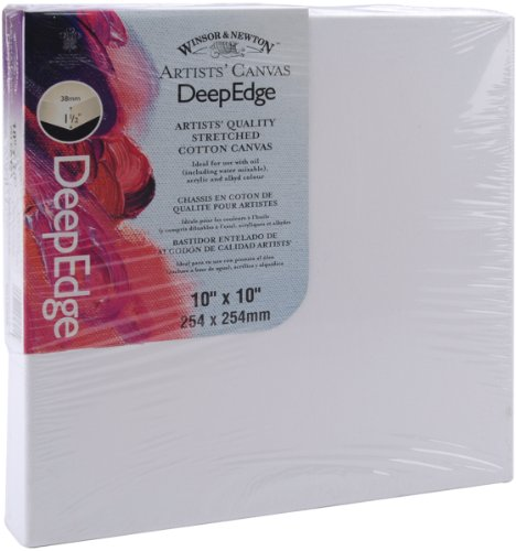 36 by 54-Inch ArtWall Greg Simanson Dolphin 4 Piece Staggered Gallery-Wrapped Canvas Art
