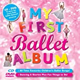 My First Ballet Album The Kids Co