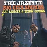 The Jazztet Big City Sounds + 1 bonus track (180g) 12 [VINYL] Art Farmer / Benny Golson
