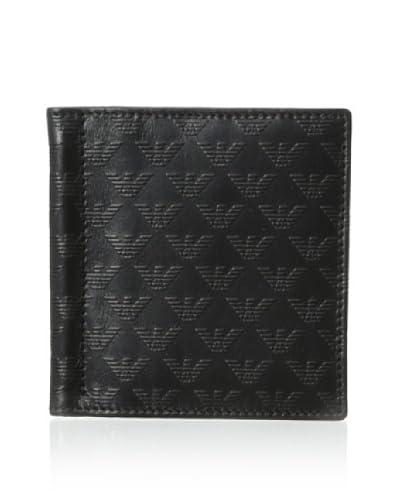 Emporio Armani Men's Clip Card Wallet