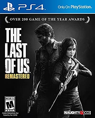The Last Of Us Remastered Pre-Order - PS4 [Digital Code]