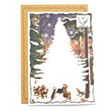Christmas Tree Scratch Gift Card